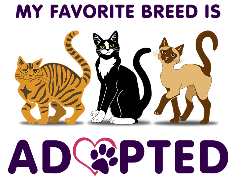 My Favorite Breed is Adopted