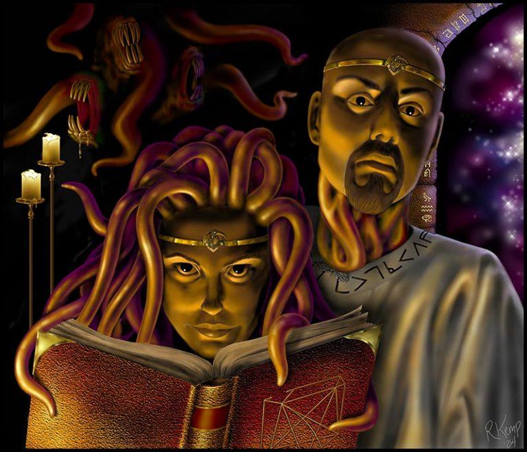 Shim-t Ash Sba Tchau - Cthulhu Mythos, H.P. Lovecraft