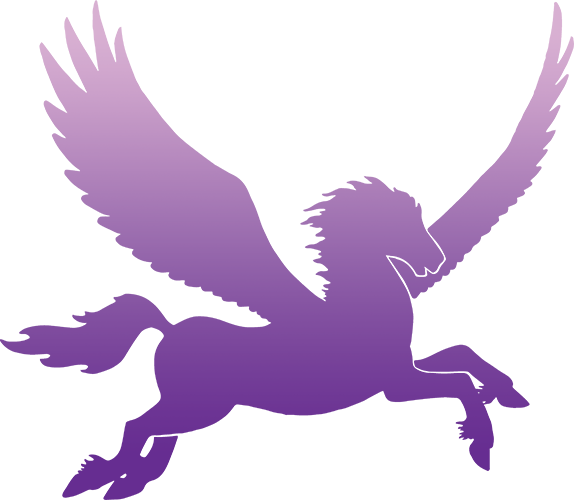 Purple Passion Pegasus