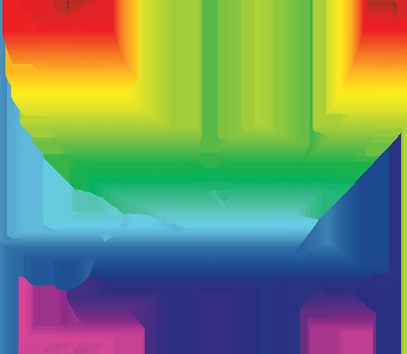 Rainbow Pegasus