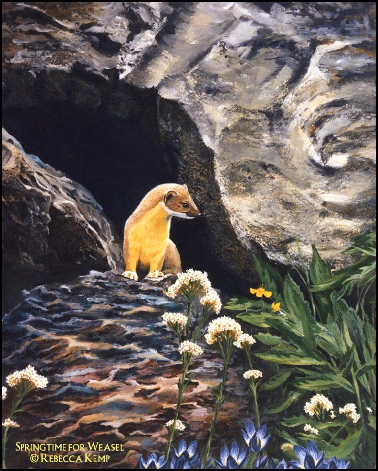 Springtime for Weasel