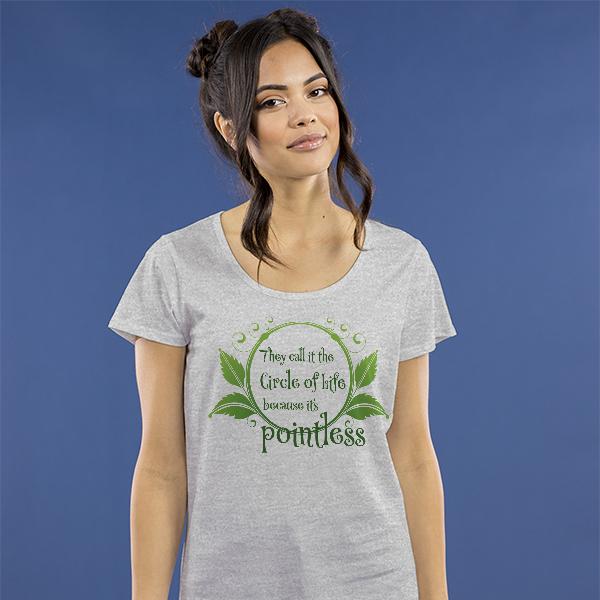 Pointless T-shirt